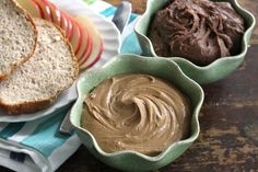 Honey-Cinnamon Peanut Butter ~ This is the perfect sandwich spread!