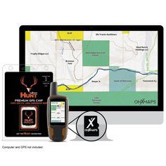 HUNT Michigan by onXmaps - Public/Private Land Ownership 24k Topo Maps for Garmin GPS Units (microSD/SD Card) >>> Want additional info? Click on the image.