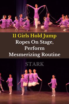 When you think of jump-roping, you think of either schoolyard fun or a quick way to burn calories. Some of us may even think of playing double dutch with our friends – I know I do! But forget what you thought you knew about jump roping, because what you're about to see and watch is unlike anything you've seen before.