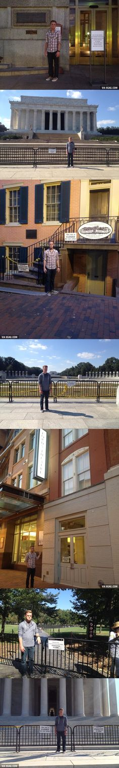 Having A Great Time In DC