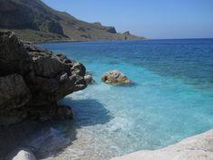 Mare di Castelluzzo (Sicilia, Italia) - Sea of Castelluzzo (Sicily, Italy) 1