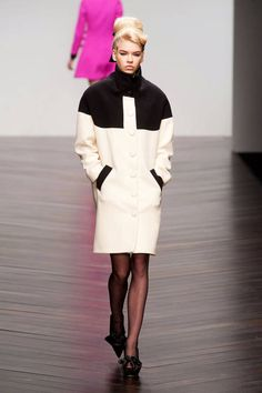 Absolutely LOVE this. PPQ RTW Fall 2013.
