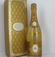 """-champagne-Cristal-Brut-1990-""""Methuselah"""""""