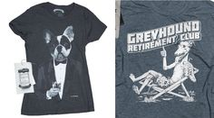 Graphic T Shirts for Dog Owners from HouseBroken Clothing