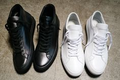 Common Projects Spring Summer Footwear  2abad587497