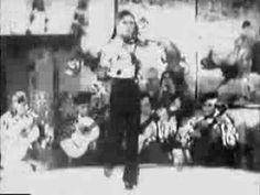 The Legendary Carmen Amaya (1913-1963)