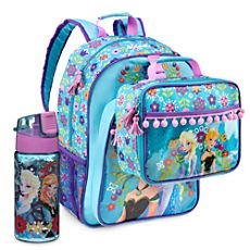 Frozen Backpack & Lunch Tote Collection