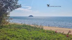 Beautiful parts of Lake Malawi are not far from Kamuzu International Airport in…