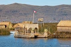 Puno and Lake Titicaca   Peru