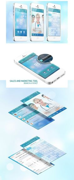 My Doctor App #ui