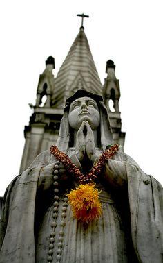 Mary in Malaysia
