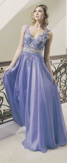 Perry Blue or Coral Ballroom Dress