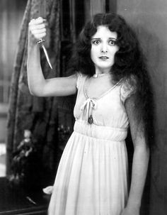 Mary Astor in a film.