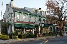 Lambertville NJ, A  Perfect Week-end Getaway for Stressed Out New Yorkers