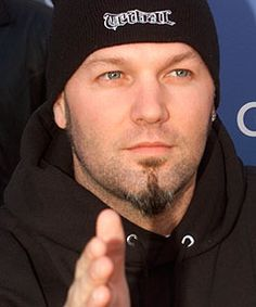Fred Durst limp biscuit< wtf that person! Its bizkit!!