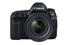 Price:$4,399.00 Canon EOS 5D Mark IV Full Frame Digital SLR Camera with EF 24-70mm f/4L IS USM Lens Kit