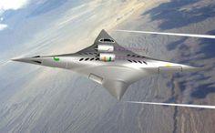 NASA financia aeronave conceitual capaz de mudar sua orientação