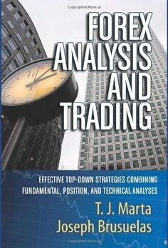 http://forexpins.com/forex-analysis-and-trading-effective-top-down-strategies-combining-fundamental-position-and-technical-analyses-bloomberg-financial/ The forex market is huge and offers tremendous trading opportunities. There are many different tools for analyzing the forex market. But what are the best tools and the best ways to use them to trade most effectively?Forex Analysis and Trading organizes the most widely used—although d...