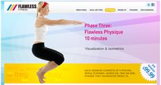 """Prior to each Flawless Warm-Up phase (phase #4), we will use proven visualization techniques combined with focused isometrics, to awaken your muscles at a """"thinking"""" cellular level, in preparation for optimum results-based fitness exercises. The Visualization & Isometrics (Flawless Physique) phase will utilize the following 10 minutes of your 90-minute session. http://flawlessfitness.ca/ff/physique.html"""