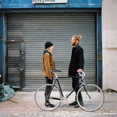 James Kennedy & Florence Hill, Kennedy City Bicycles, 2014