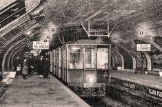 Estación de metro Alfonso XIII - Portal Fuenterrebollo