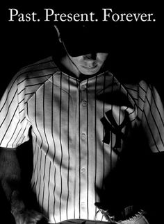 Past. Present. Forever. Yankees! ♥