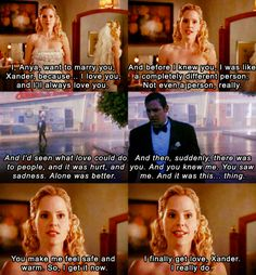 Best wedding vows that make you cry funny buffy the vampire slayer 55 Ideas Wedding Vows That Make You Cry, Best Wedding Vows, Wedding Ideas, Diy Wedding, Wedding Inspiration, What Is Love, My Love, Buffy Summers, Sarah Michelle Gellar