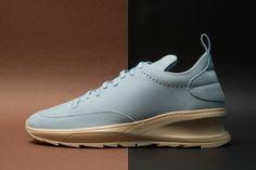 "Filling Pieces Steel Runner ""Blue"" - EU Kicks Sneaker Magazine"