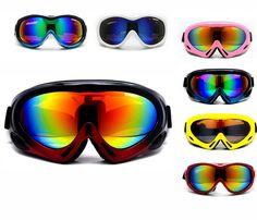 SOARED Men Women Children Ski Eyewear Polarized Ski Goggles Anti Fog Skiing Sunglasses UV400 Protection Outdoor Sports Lens