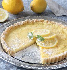 Citronpaj – Lindas Bakskola Bagan, Cake Recipes, Dessert Recipes, Desserts, Food Cakes, Vegan Life, Quick Meals, Vegan Vegetarian, Cravings