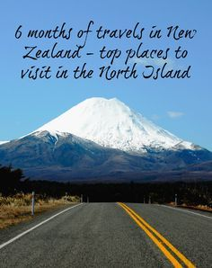 Our Top spots, attractions and things to do in the North Island, New Zealand from 6 months of travels here!