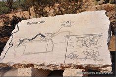 Lugar donde fue bautizado Jesus a 45 km de Amman