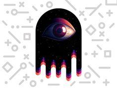 Sticky eye by OtherPeter