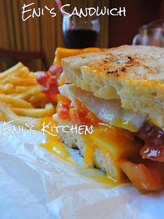 Eni´s Kitchen: Eni`s Sandwish!