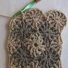WheelStitchTutorial-015 | Rnd 5: begin as in Rnd3 - CornerSh… | Flickr