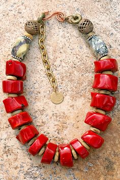 Beautiful necklaces on this page!