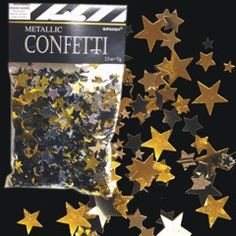 Super Stars Confetti from Windy City Novelties