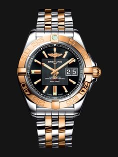 Breitling Galactic 41 - Men's sports watch (This is the latest version of one of mine)