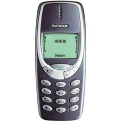 The life-changing moment when you were finally allowed your first mobile phone, which was obviously this.