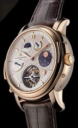 Vacheron Constantin, you got to love if you are able to wear it...
