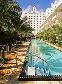 The National Hotel South Beach Florida
