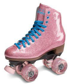 Sure-Grip Stardust *Pink Sparkle* Skate – Planet Roller Skate Pink Roller Skates, Outdoor Roller Skates, Quad Skates, Roller Skates For Sale, Glitter Mode, Glitter Boots, Pink Glitter, Pink Sparkles, Rollers