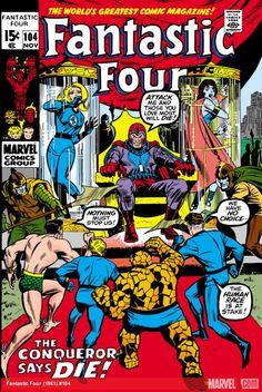 Fantastic Four #104