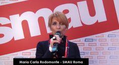 Il coach Maria Carla Rodomonte docente del corso Public Speaking Roma #ParlareInPubblico