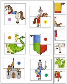 Summer Count and Clip Cards Art Activities For Toddlers, Preschool Learning Activities, Preschool Worksheets, Infant Activities, Zoo Preschool, Preschool Crafts, Preschool Centers, Math For Kids, School Fun