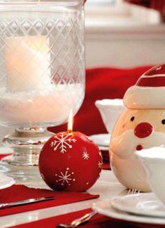 Christmas idea decor
