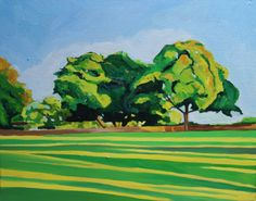 View Evening Light by Emma Cownie. Discover more Oil Paintings for sale. FREE Delivery and 14 Day Returns. Traditional Landscape, Contemporary Landscape, Oil Painting For Sale, Patterns In Nature, Paintings For Sale, Original Art, Free Delivery, Colours, Artist