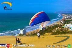Parapente Cursos Crucita Ecuador Nuestra escuela cuenta con instructores certificado y con experiencias , puedes aprender parapente , al culminar cuentas con la certificación APPI (Association of Paragliding Pilots and Instructors)