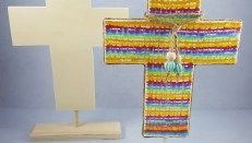 Wooden Cross Craft for Bible Camp & VBS