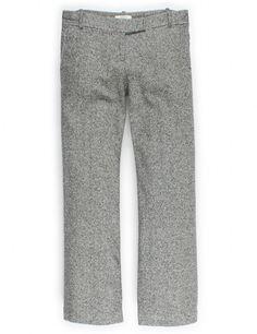 Grey Marisa Bootcut Pants by Ann Taylor Loft, Size 4P. Priced at $21.95.